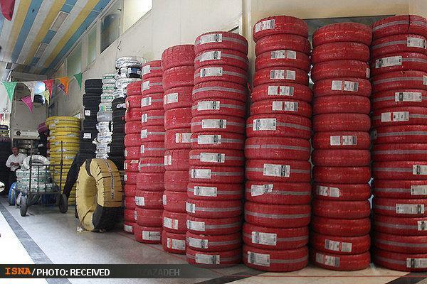 توزیع 820 حلقه لاستیک خودرو در میان رانندگان خراسان شمالی