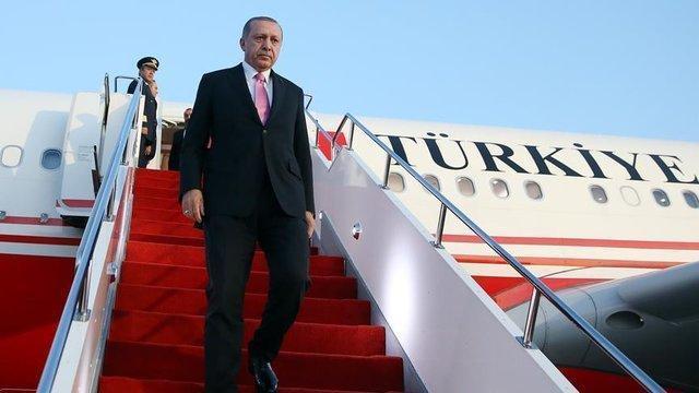 سفر اردوغان به قرقیزستان