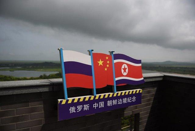 مرحله نخست نقشه راه روسیه - چین درباره کره شمالی در حال اجرایی شدن است