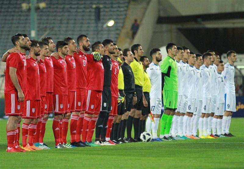اعلام شرایط پوشش رسانه ای دیدار تیم های فوتبال ایران - بولیوی
