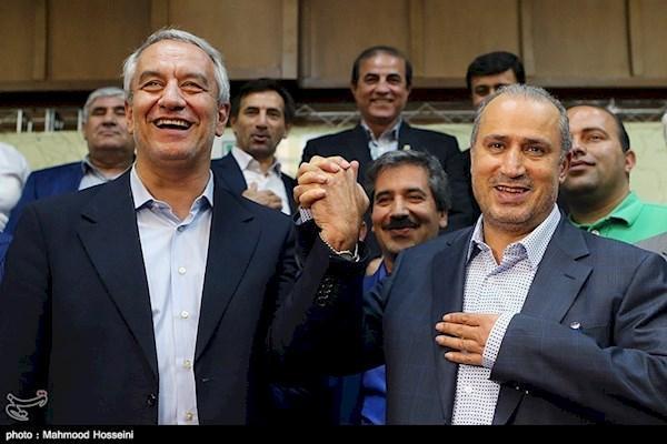 شایعه جدید:استعفای دسته جمعی تاج و هیات رئیسه