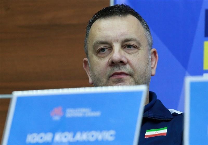 کولاکوویچ: با کادرفنی مسئله ای ندارم، دوست دارم دوباره خوش خبر به تیم ملی اضافه گردد، فدراسیون والیبال می توانست قراردادم را فسخ کند