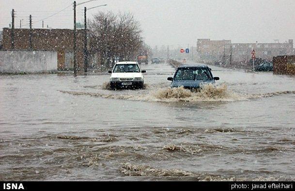 بارندگی در فارس تاکنون خسارتی نداشته است