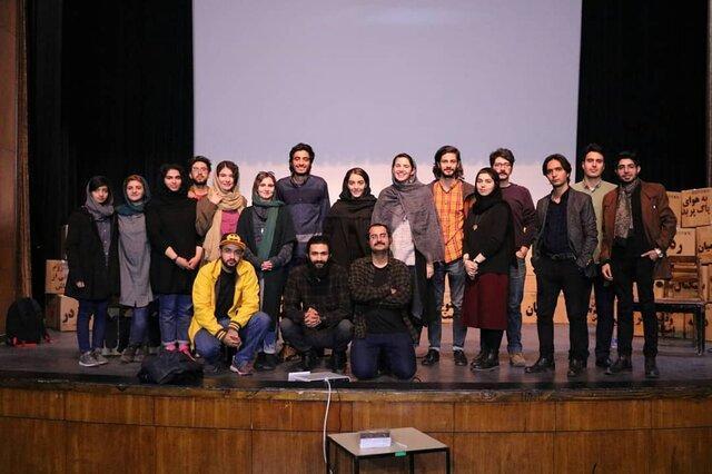 برگزاری اختتامیه جشنواره تئاتر تجربه با معرفی برگزیدگان
