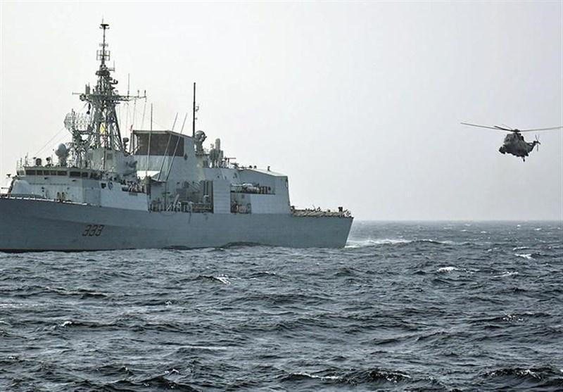 ورود گروهی از کشتی های نظامی ناتو به دریای سیاه