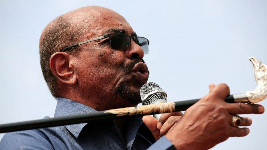 کودتا در سودان ، عمر البشیر بازداشت و برکنار شد