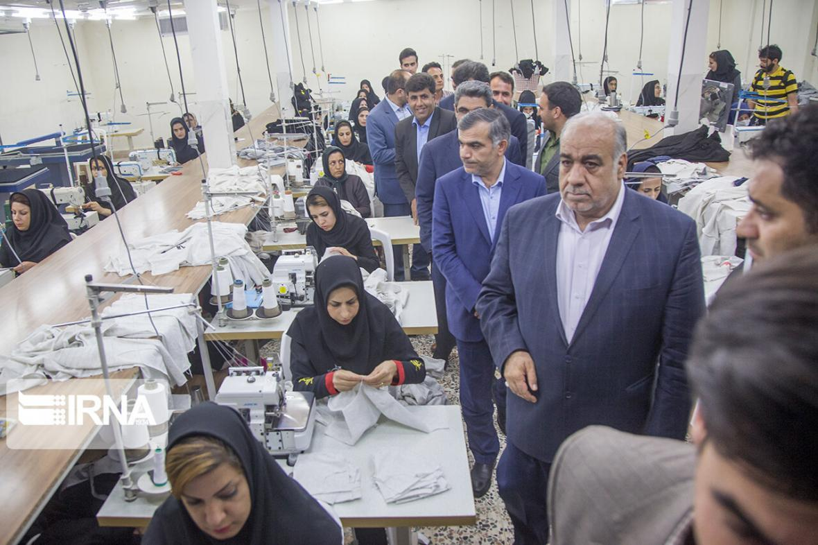 خبرنگاران دولت اعتبارات خوبی برای اشتغالزایی روستایی کرمانشاه اختصاص داده است