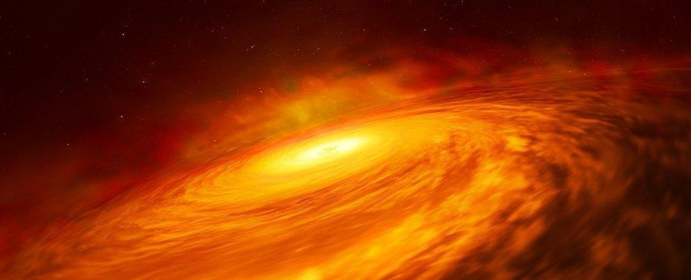 عجیب ترین سیاه چاله کشف شده تا به امروز
