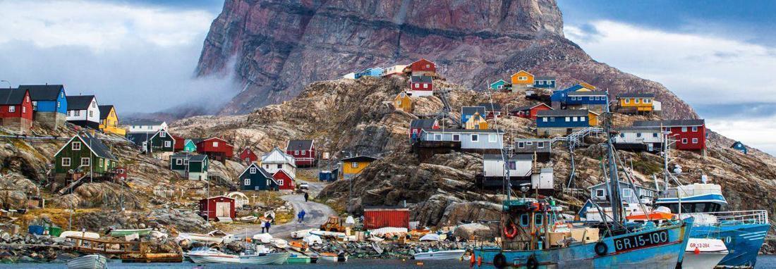 ترامپ می خواهد گرینلند ؛ بزرگترین جزیره دنیا را از دانمارک بخرد ، گرینلند ؛ مقصد برتر سفر نشنال جئوگرافیک در سال 2019