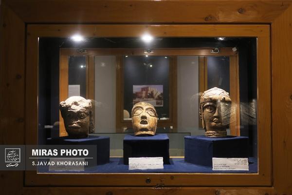 10 اثر تاریخی شوش در فهرست آثار ملی منقول ثبت شد