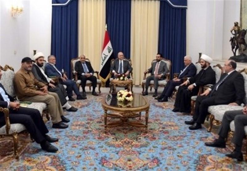 سران عراق و حشد شعبی: تمام اقدامات را برای جلوگیری از تکرار تجاوزات به کار می گیریم