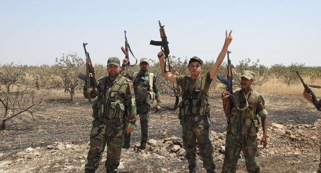 خان شیخون به طور کامل تحت اختیار ارتش سوریه نهاده شد