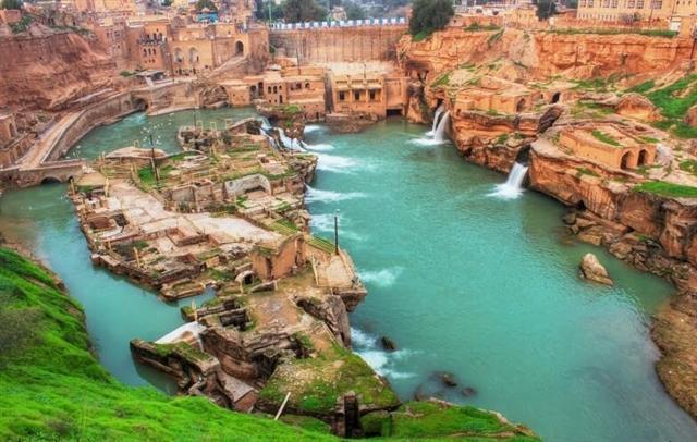 انتخاب 4 سازه تاریخی آبی ایران برای ثبت جهانی