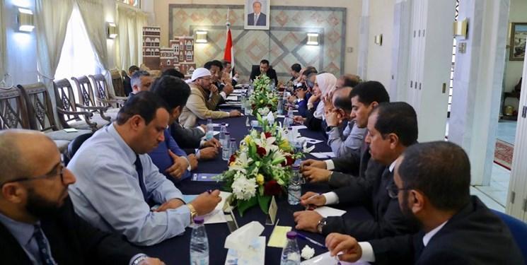 دولت مستعفی یمن خواهان انتها حضور امارات در ائتلاف سعودی شد