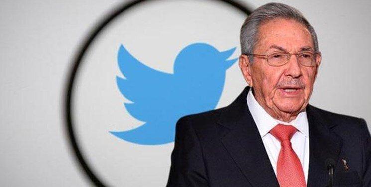 توئیتر، حساب رهبر و رسانه های دولتی کوبا را مسدود کرد