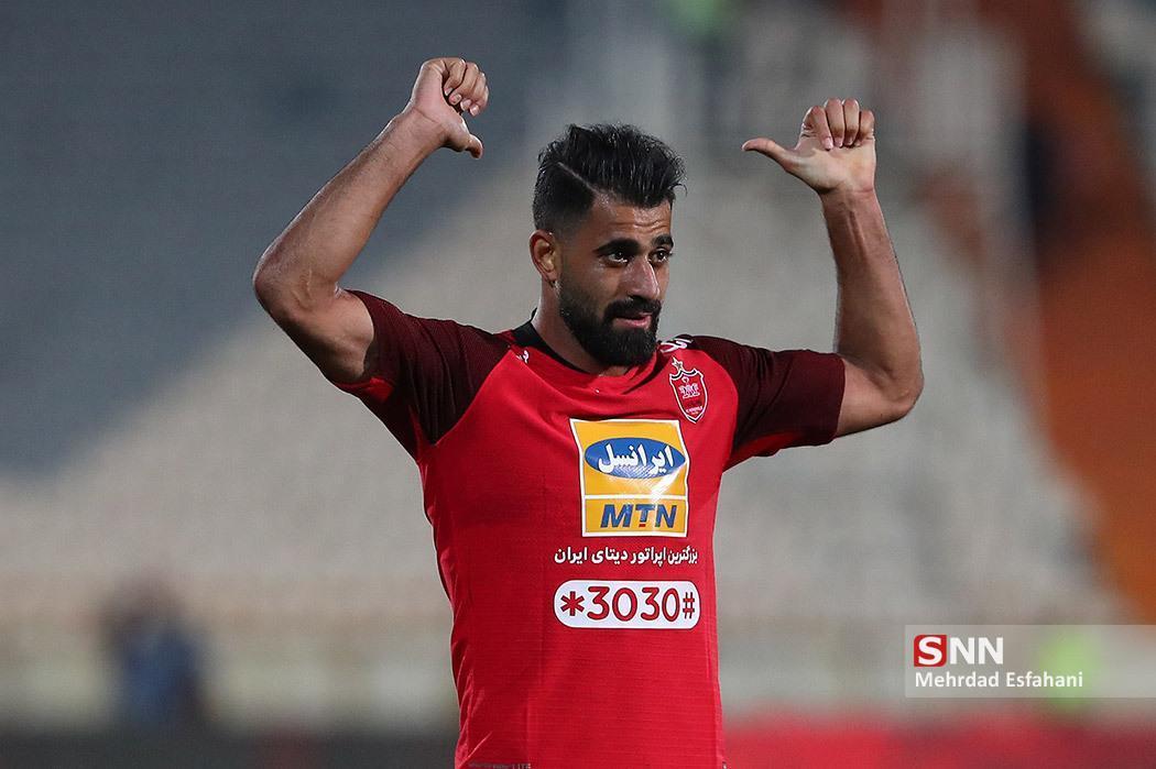 کنعانی زادگان: در دربی فقط برای برد به میدان می رویم، در فوتبال حرفه ای باید روبروی تیم سابقت بازی کنی