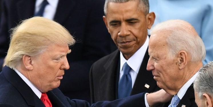 ترامپ: بایدنِ خوابالو خواهان استیضاح من شده است