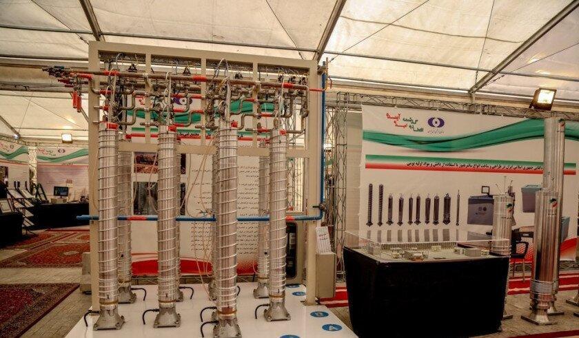 خط و نشان 50 سویی ایران، سانتریفیوژ فوق پیشرفته ایرانی IR-9 که رونمایی می شوند