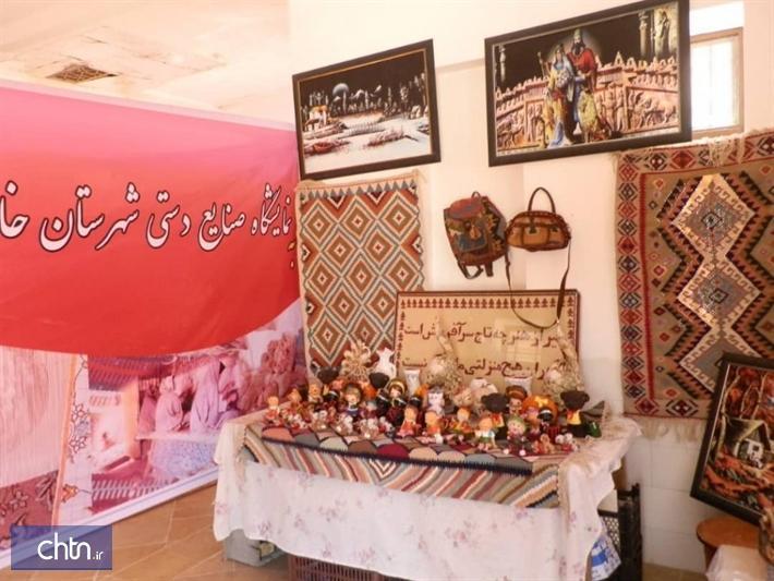 آموزش صنایع دستی بومی به 160 هنرجو در استان یزد