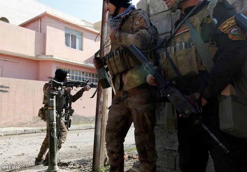 حمله داعشی ها به میدان نفتی علاس در صلاح الدین دفع شد