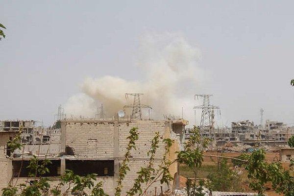 9 کشته و دهها زخمی در انفجار عفرین سوریه