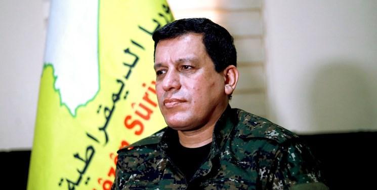 فرمانده شبه نظامیان کرد سوریه: آمریکا به دنبال نفت نیست