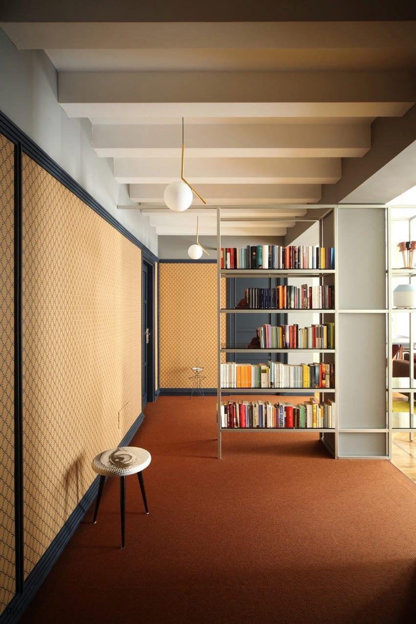 میکس متافیزیک: نوسازی آپارتمانی در تورین