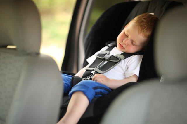 حسگری که جان بچه ها جامانده در خودرو را نجات می دهد