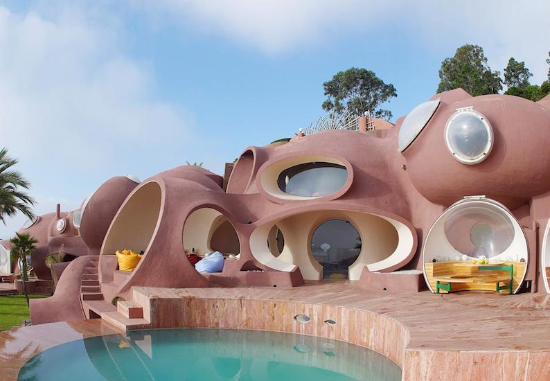 هتل حبابی، عجیب و جالب در کشور فرانسه