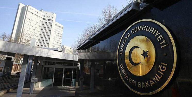 آنکارا: تحریم آمریکا علیه ترکیه، برای روابط دوجانبه بسیار مخرب است