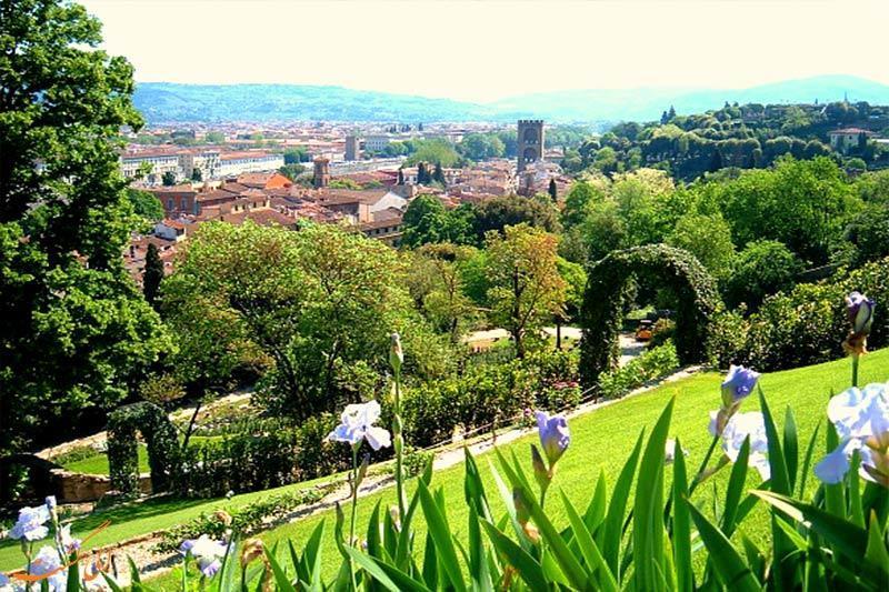 باغهای باردینی فلورانس، استراحتگاهی زیبا برای گردشگران خسته
