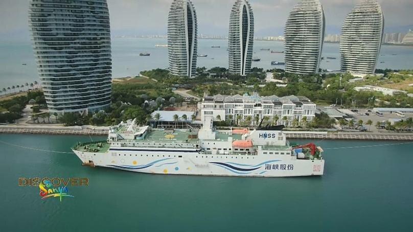 سانیا در چین؛ مقصد تازهٔ گردشگری دریایی