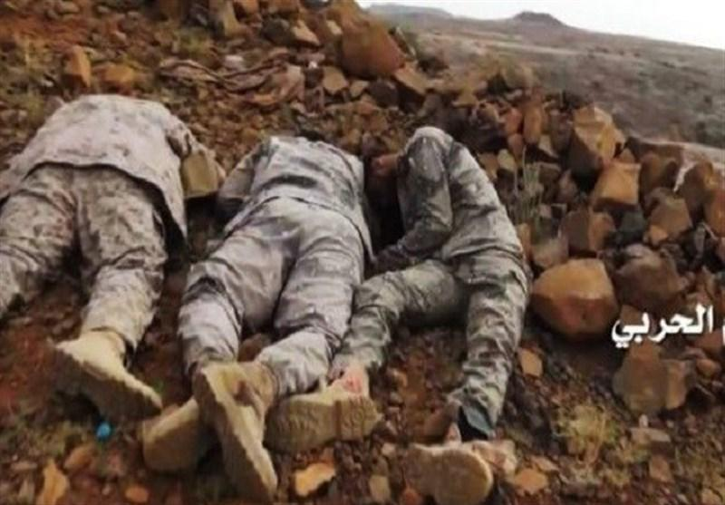 هلاکت 6 نظامی سعودی در مرز های جنوبی عربستان