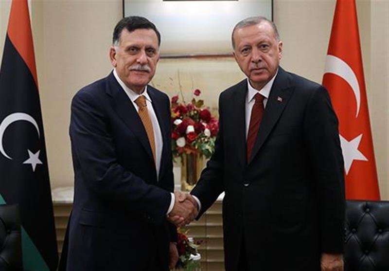 واکنش دولت لیبی به پیشنهاد یاری نظامی ترکیه