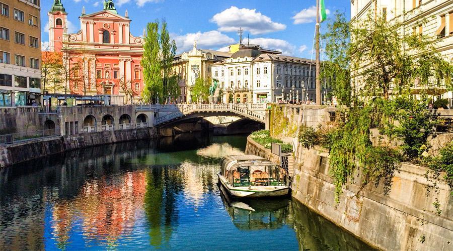 سفری به لیوبلیانا، پایتخت تاریخی اسلوونی