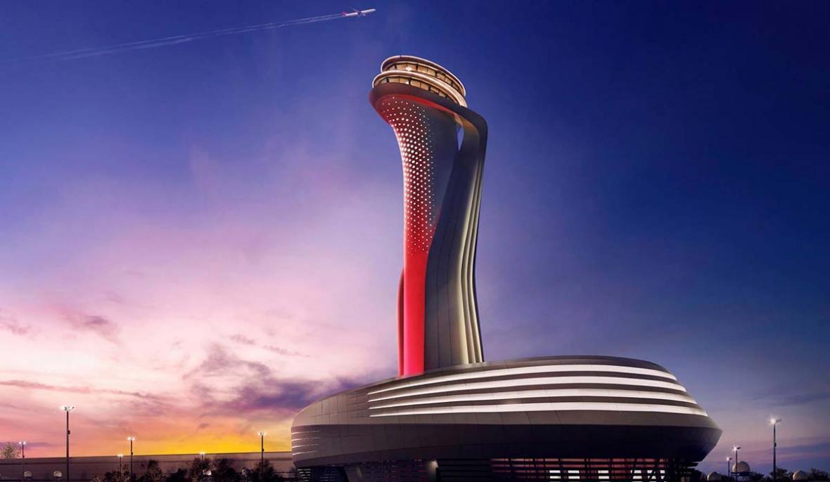 نگاهی به فرودگاه استانبول