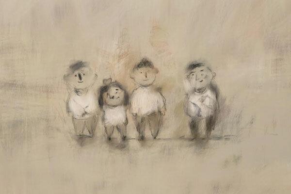 نمایش گرگم و گله می برم در جشنواره انیمیشن تایوان