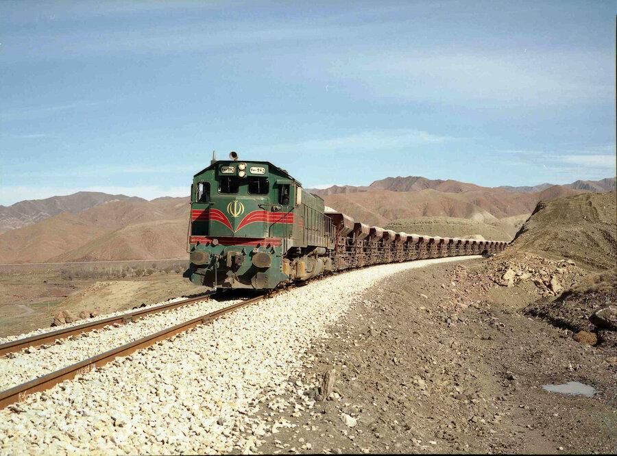 خروج قطار زاهدان - تهران از ریل خسارت جانی نداشت