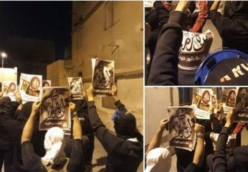 جوانان بحرینی در سالگرد انقلاب 14 فوریه : شکست نخواهیم خورد
