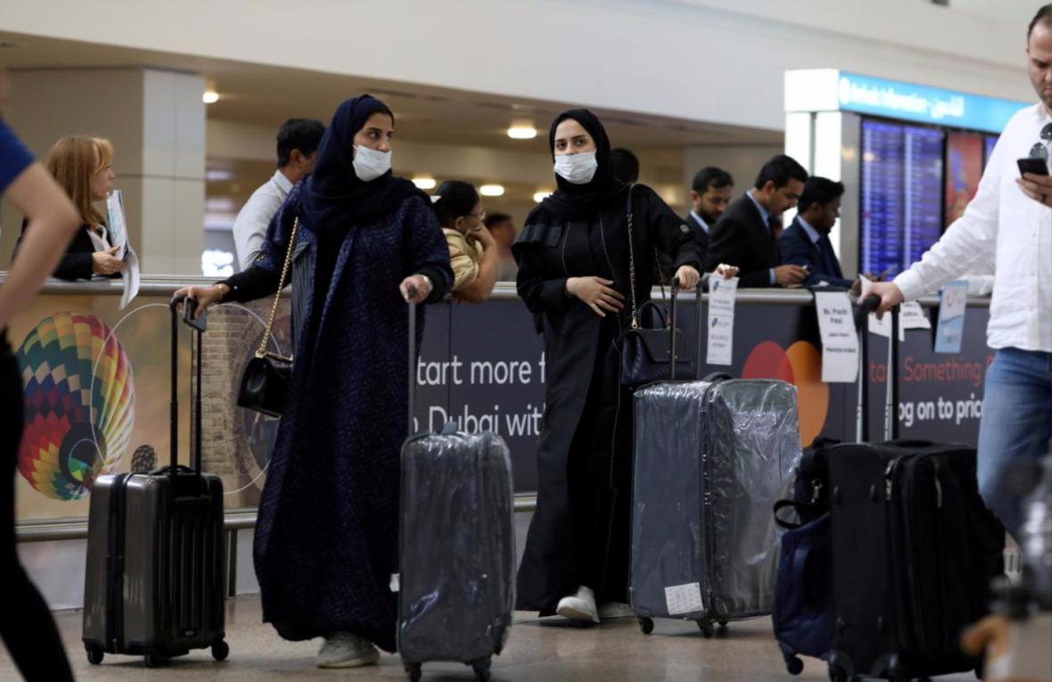 تعطیلی سالن های عمومی در امیر نشین دبی ، 98 نفر در امارات مبتلا به کرونا