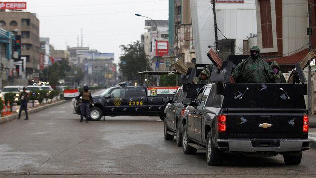 عراق مقررات آمد و شد را تا 23 فروردین تمدید کرد، اعلام شرایط هشدار در کربلا