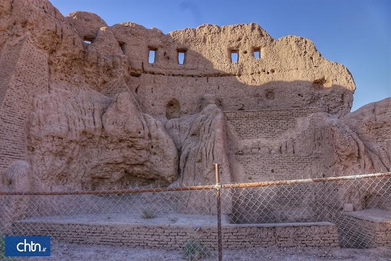 بازسازی و حفاظت مجموعه تاریخی بلقیس اسفراین شروع شد