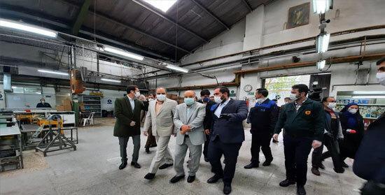 درخواست زالی برای توزیع رایگان محصولات بهداشتی به اقشار کم برخوردار تهران