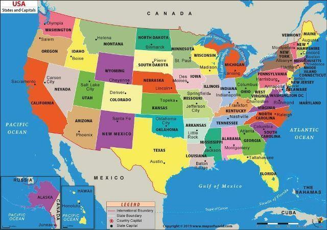 اعلام شرایط اضطراری در سراسر آمریکا