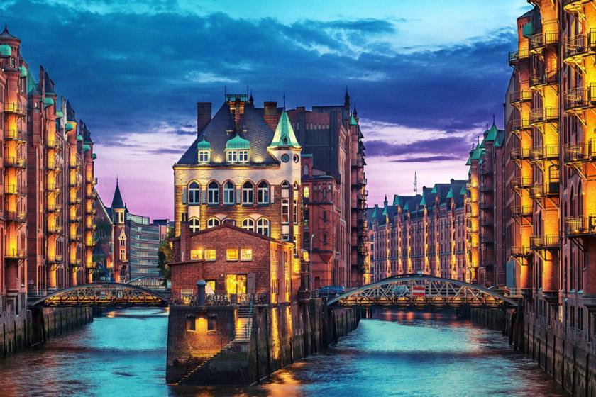 بهترین زمان سفر به هامبورگ