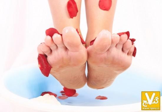چگونه از پاهایمان در مقابل سرما محافظت کنیم؟؟؟