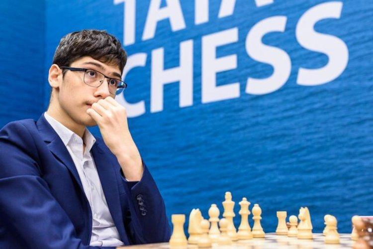 نابغه ایرانیِ شطرنج پایان باخت