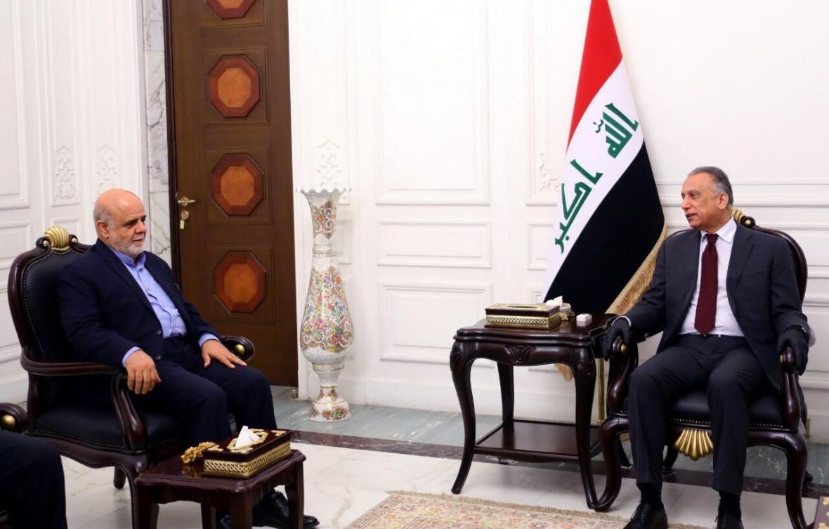 خبرنگاران الکاظمی: عراق علاقه مند به بهترین روابط با ایران است