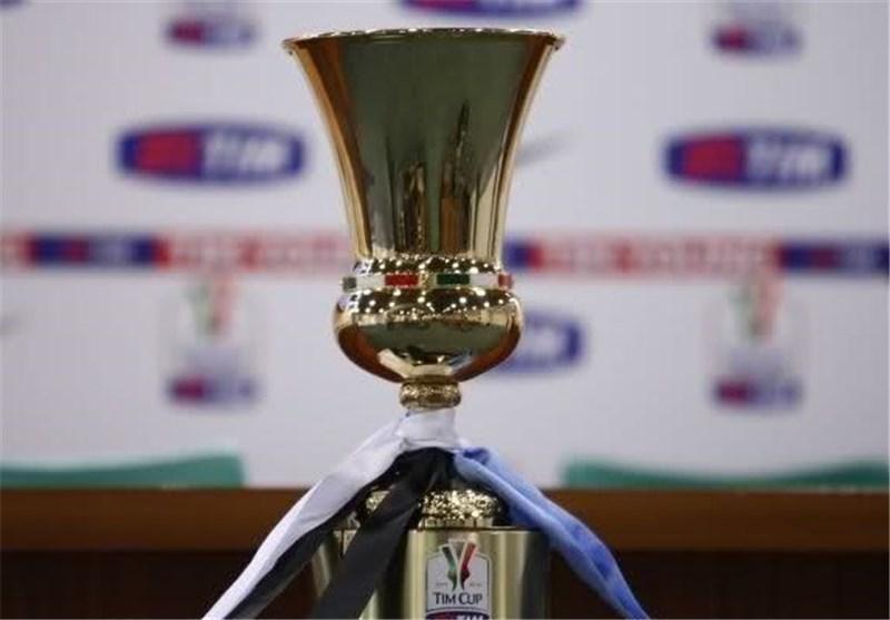 اعلام زمان برگزاری بازی های نیمه نهایی و فینال جام حذفی فوتبال ایتالیا