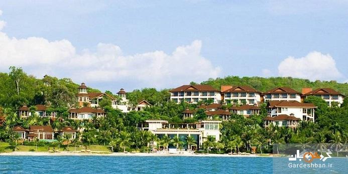 هتل 5 ستاره تاپ شرایتون در پاتایا، هتلی لوکس با دکوراسیون سنتی آسیایی، تصاویر